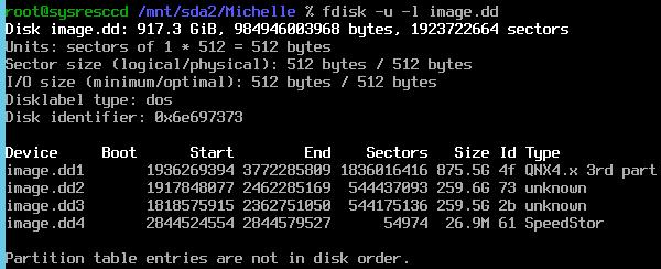 OSFMount auto-correct size for NTFS partition - PassMark